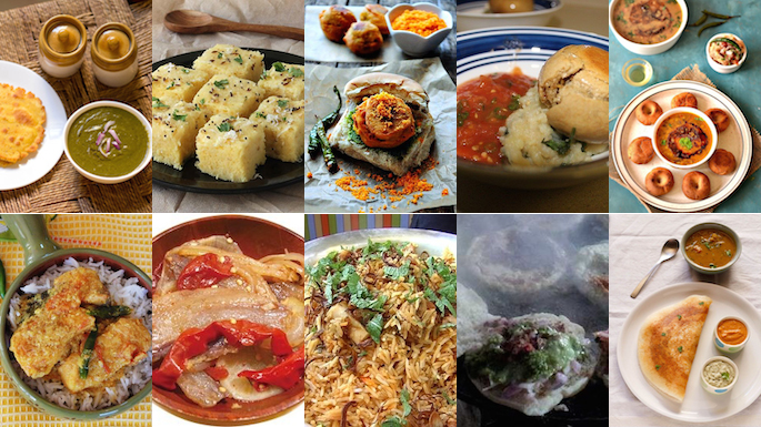 India-is-not-all-about-curry-based-food