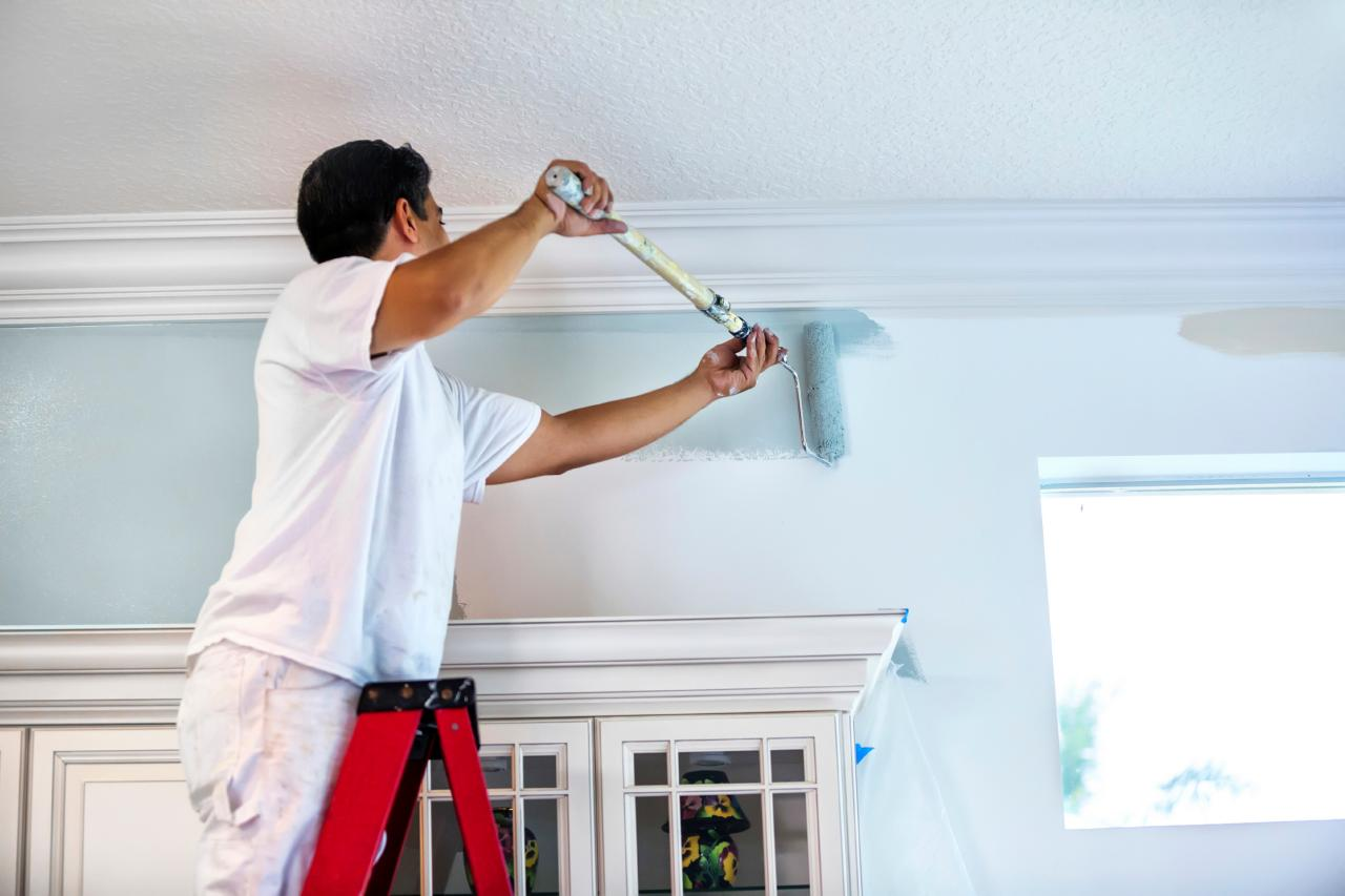 Common Painting Mistakes that Every DIY Painter Should